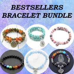 Mala Bestsellers Bracelet Bundle Third Eye Transcend