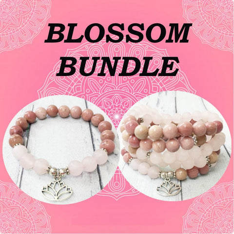 Mala Blossom Bundle Third Eye Transcend