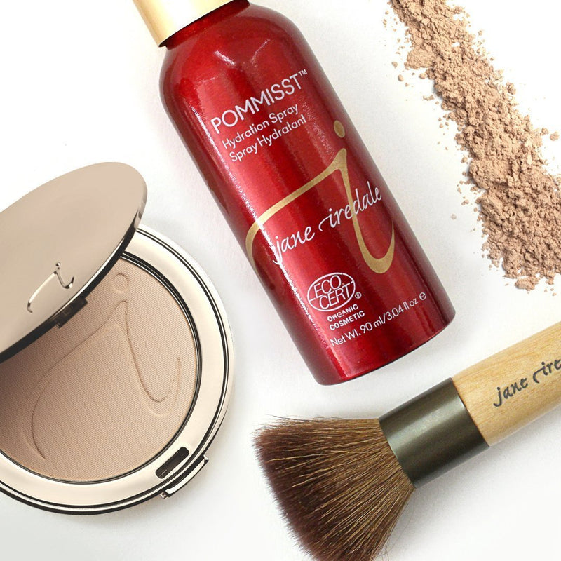 jane iredale Amazing Base Loose Mineral Powder. Tina Kay Skincare