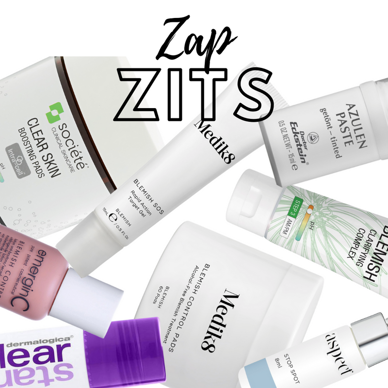 best blemish treatments