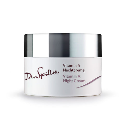 Dr Spiller Vitamin A Cream Night