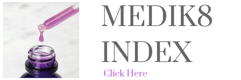 medik8 skincare index and directory