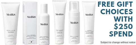 medik8 free gifts products