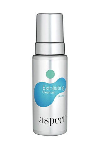 Aspect Foaming Exfoliating Cleanser. Tina Kay skincare aspect stockist online