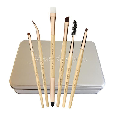 Jane Iredale Brows and Liner Brush Kit. Jane iredale samples free