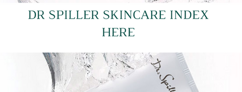 dr spiller products index and information. contact us to buy