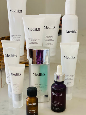 medik8 pregnancy safe products for acne