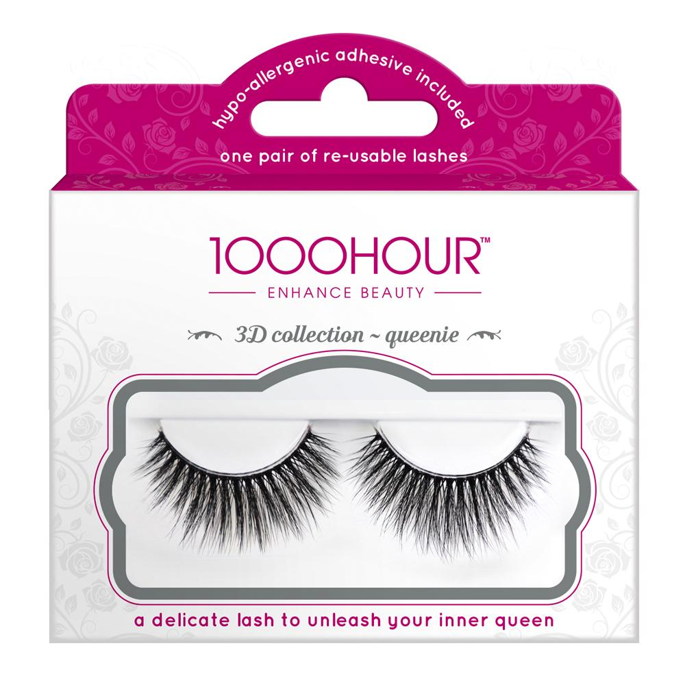 1000 Hour Artificial Eyelashes