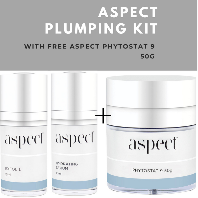 aspect skincare kit
