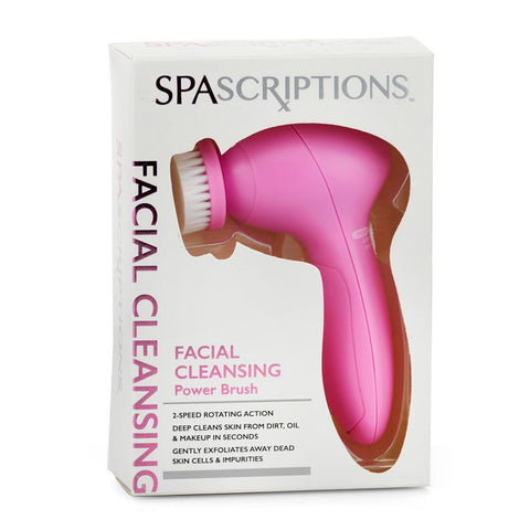 Spascriptions Facial Cleansing Power Brush