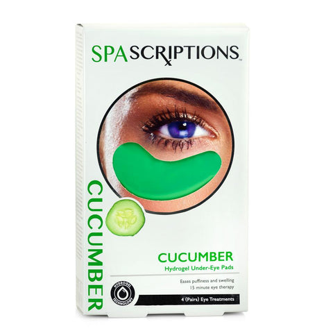 Spascriptions Hydrogel Under-Eye Pads Cucumber