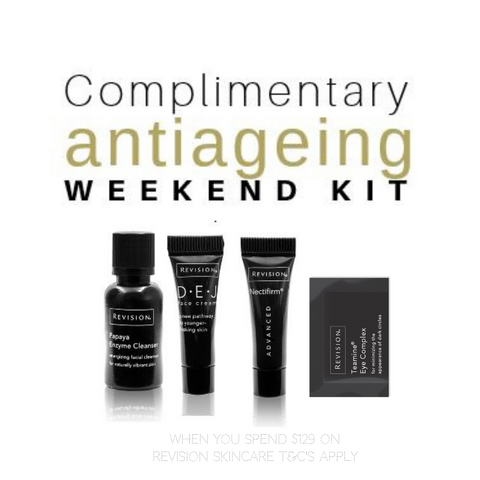 Revision Anti Ageing Weekend Kit GIFT With Revision Orders Over $129+