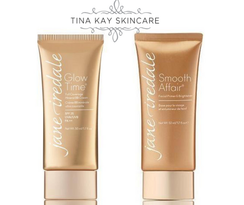 Jane iredale bb and primer kit