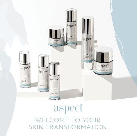 aspect skin care products shop online