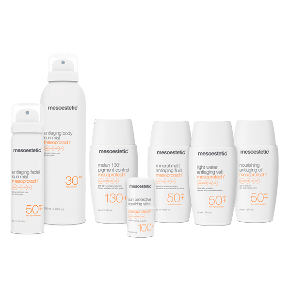 mesoprotech SUN PROTECTION TECHNOLOGY BY MESOESTETIC