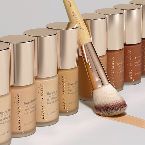 jane iredale colour shade chart