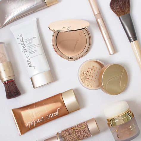 Jane Iredale makeup
