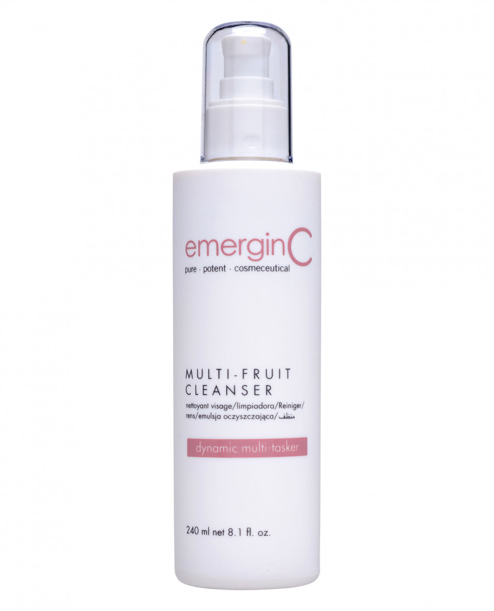 emerginC Cleansers