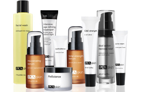 pca skincare products online australia