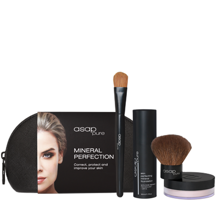 asap make up Asap Mineral Perfection Pack - Cool Two