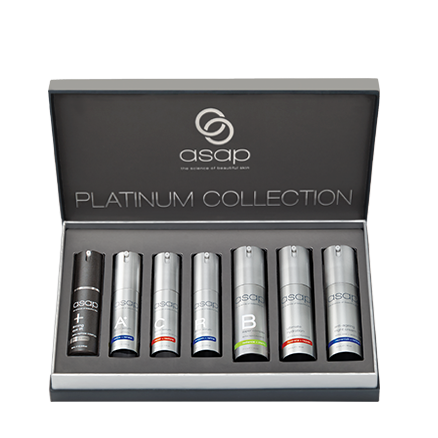 asap Pack Asap Platinum Collection with Firming Eye Lift