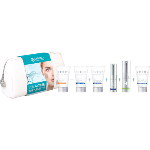 asap Pack ASAP Results Driven Acne Treatment Pack