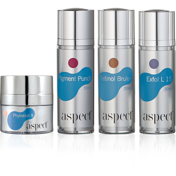 aspect Pack Aspect Sun Damage Skin Kit