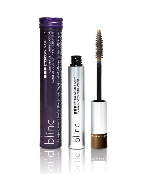 blinc Brow dark blonde Blinc Eyebrow Mousse - All Shades