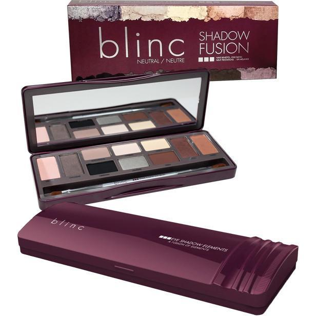blinc Eye Shadow Blinc Shadow Fusion Colour Palette