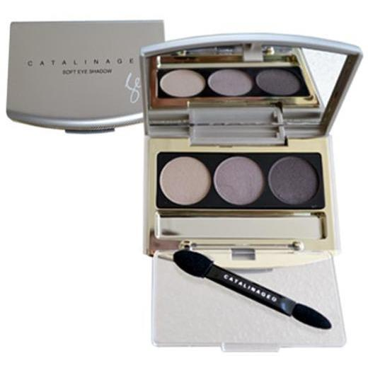 catlinageo Eye Shadow Lunar Brown Catalina Geo Trio Eye Shadow