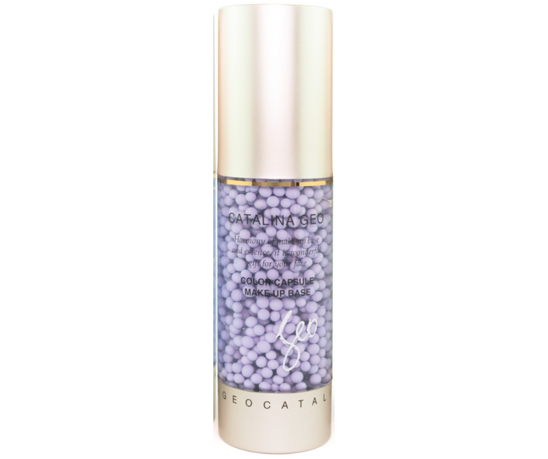 catlinageo Primer Violet - Offsets Yellow and gives a Healthy Glow Catalina Geo Colour Capsule Makeup Base