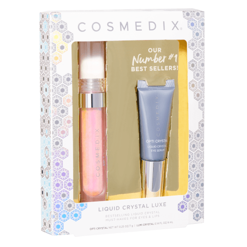 cosmedix eye treatment Cosmedix Liquid Crystal Luxe Kit