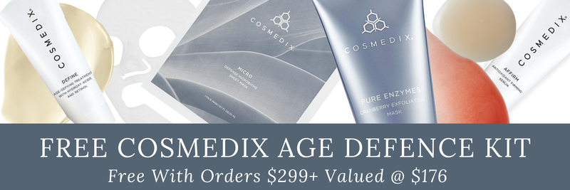 cosmedix kit Cosmedix Age Defence Facial Kit