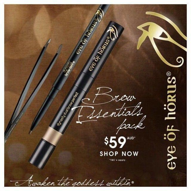 eye of horus Pack Eye Of Horus Brow Essential Kit