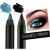 eye of horus Pack Eye Of Horus Goddess Pencils Duo Kit - Teal + Smokey Black