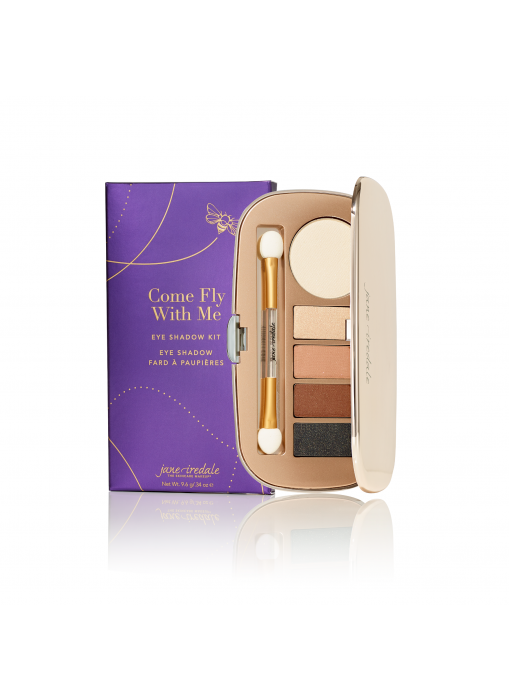 jane iredale Eye Shadow Jane Iredale LIMITED EDITION Eye Shadow Kit - Come Fly With Me