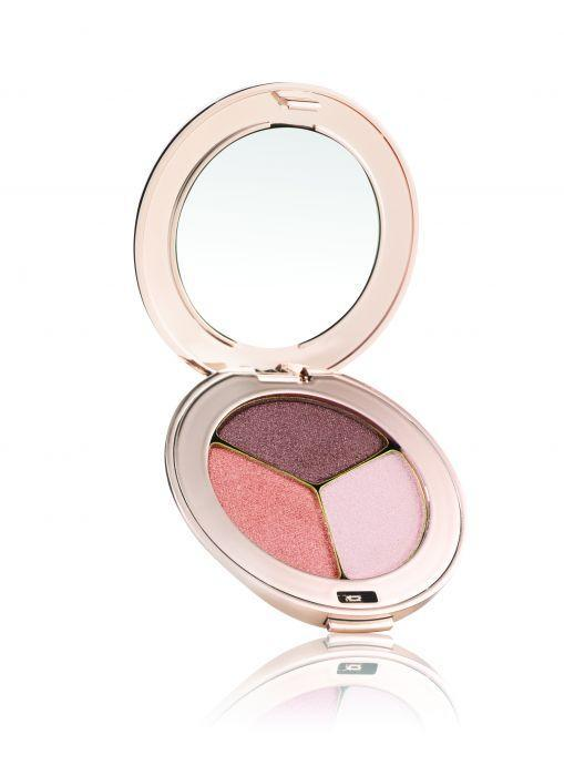 jane iredale Eye Shadow Pink Quartz Jane Iredale Pure Pressed Eye Shadow Triple