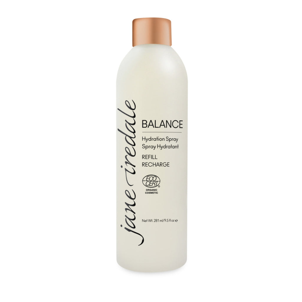jane iredale Mineral Make Up Balance Hydration Spray Refill 281ml Jane Iredale Balance Hydration Spray