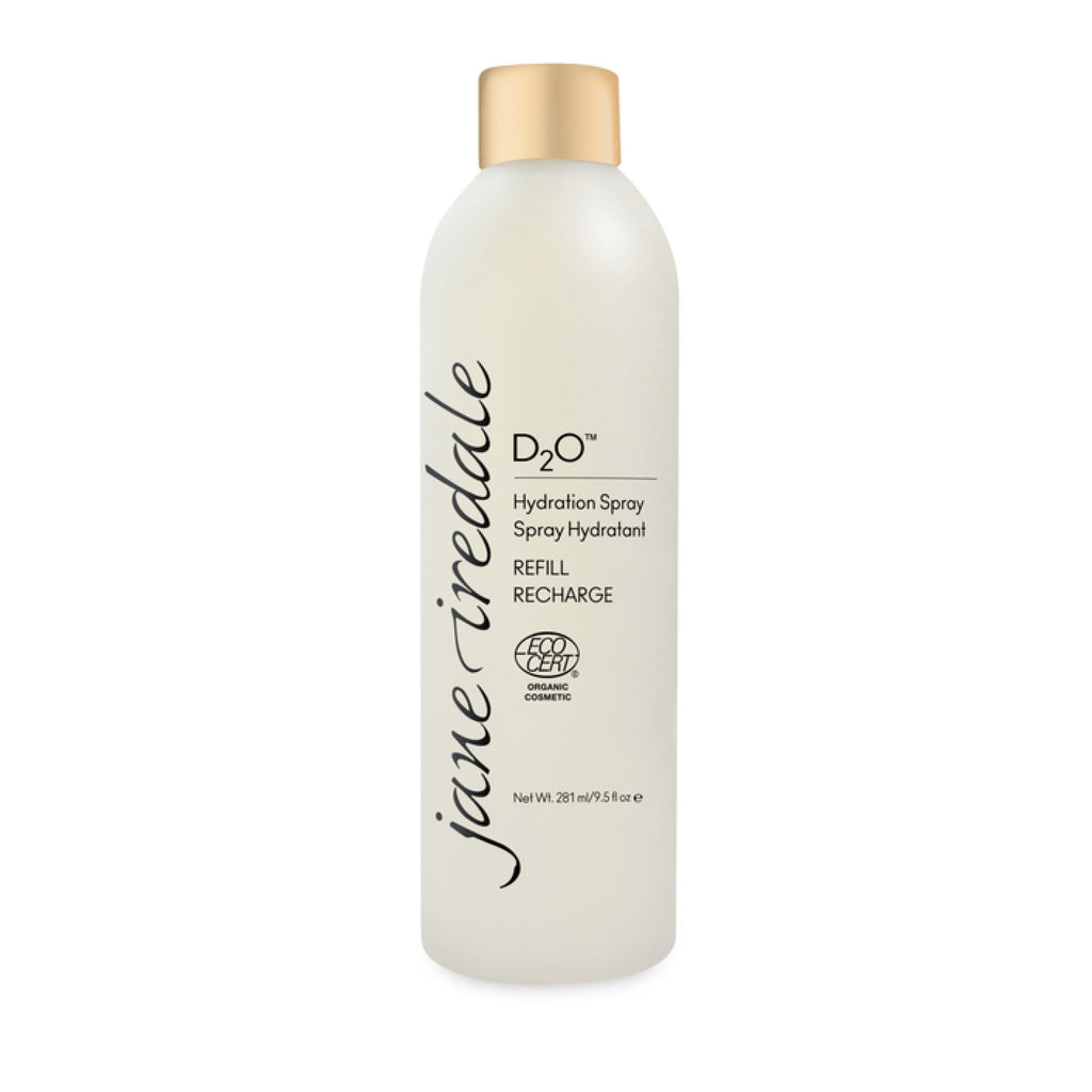 jane iredale Mineral Make Up D2O Hydration Spray Refill 281ml Jane Iredale D20 Hydration Spray