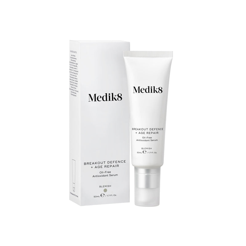 medik8 Acne Treatment Medik8 Breakout Defence + Age Repair X2 Pack