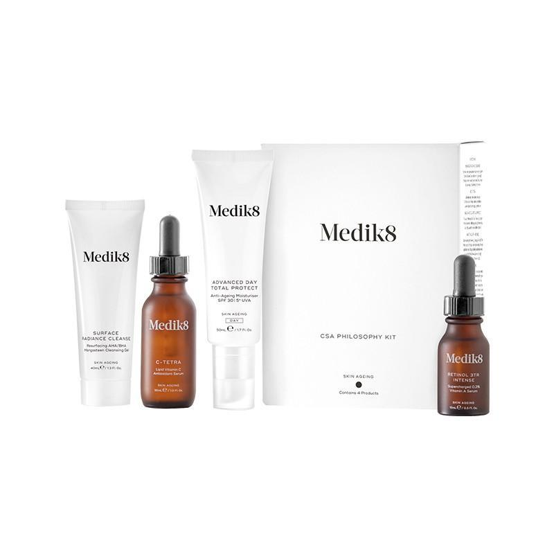 medik8 kit Medik8 CSA Philosophy Kit