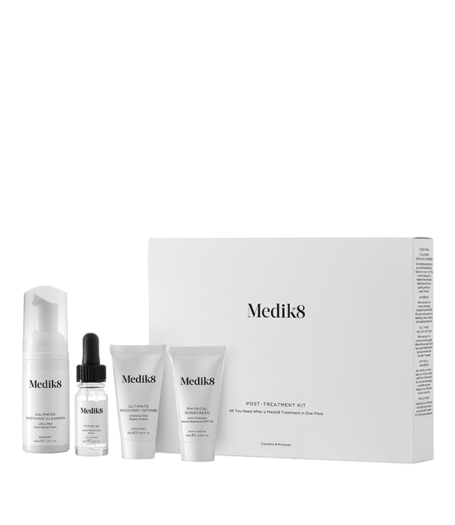 medik8 skincare kit Medik8 Post-Treatment Kit