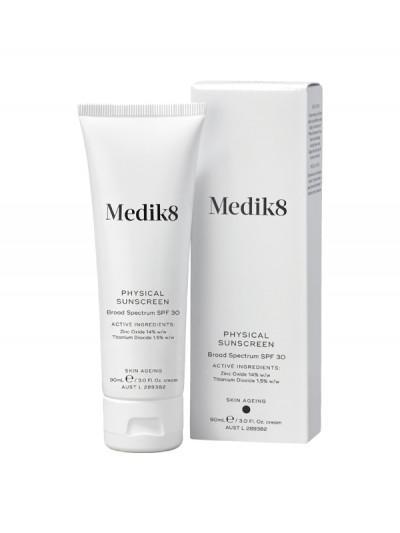 Medik8 sunscreen Medik8 Physical Sunscreen Broad Spectrum Physical SPF 30 - Travel 15ml