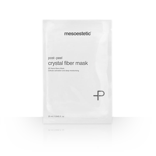 Mesoestetic Mesoestetics post-peel crystal fibre masks 5pk