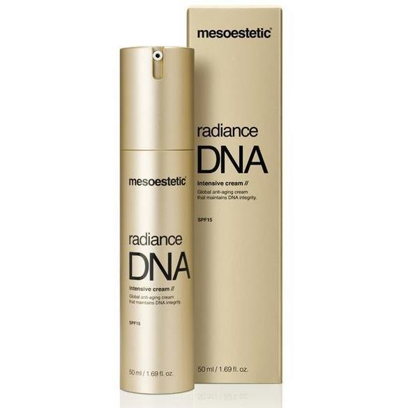 Mesoestetic Moisturiser Mesoestetic Radiance DNA Intensive Cream 50ml - UNBOXED