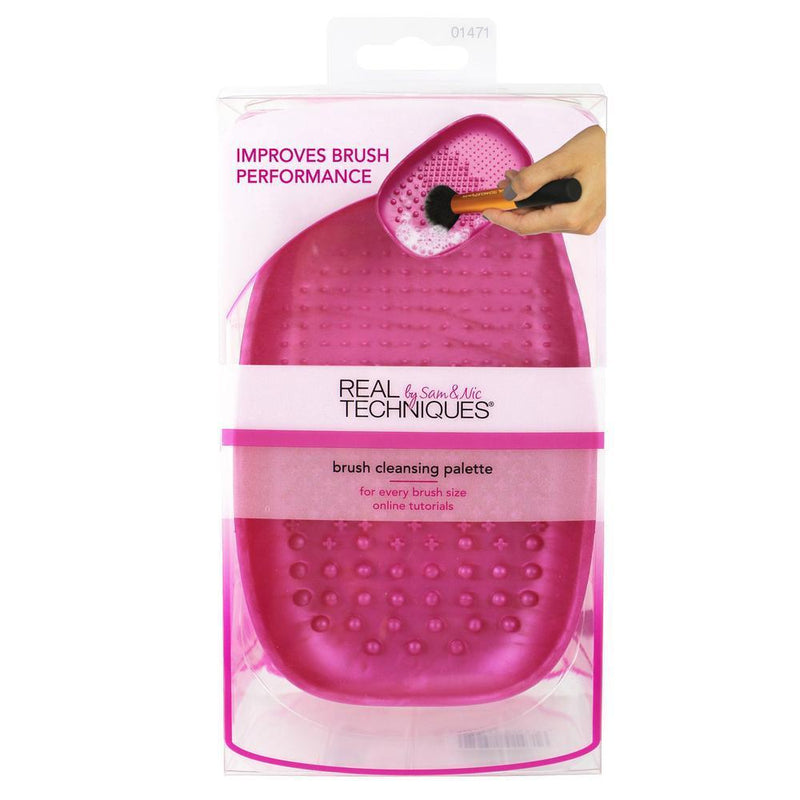 Real techniques brush cleaner Real Techniques Brush Cleansing Palette