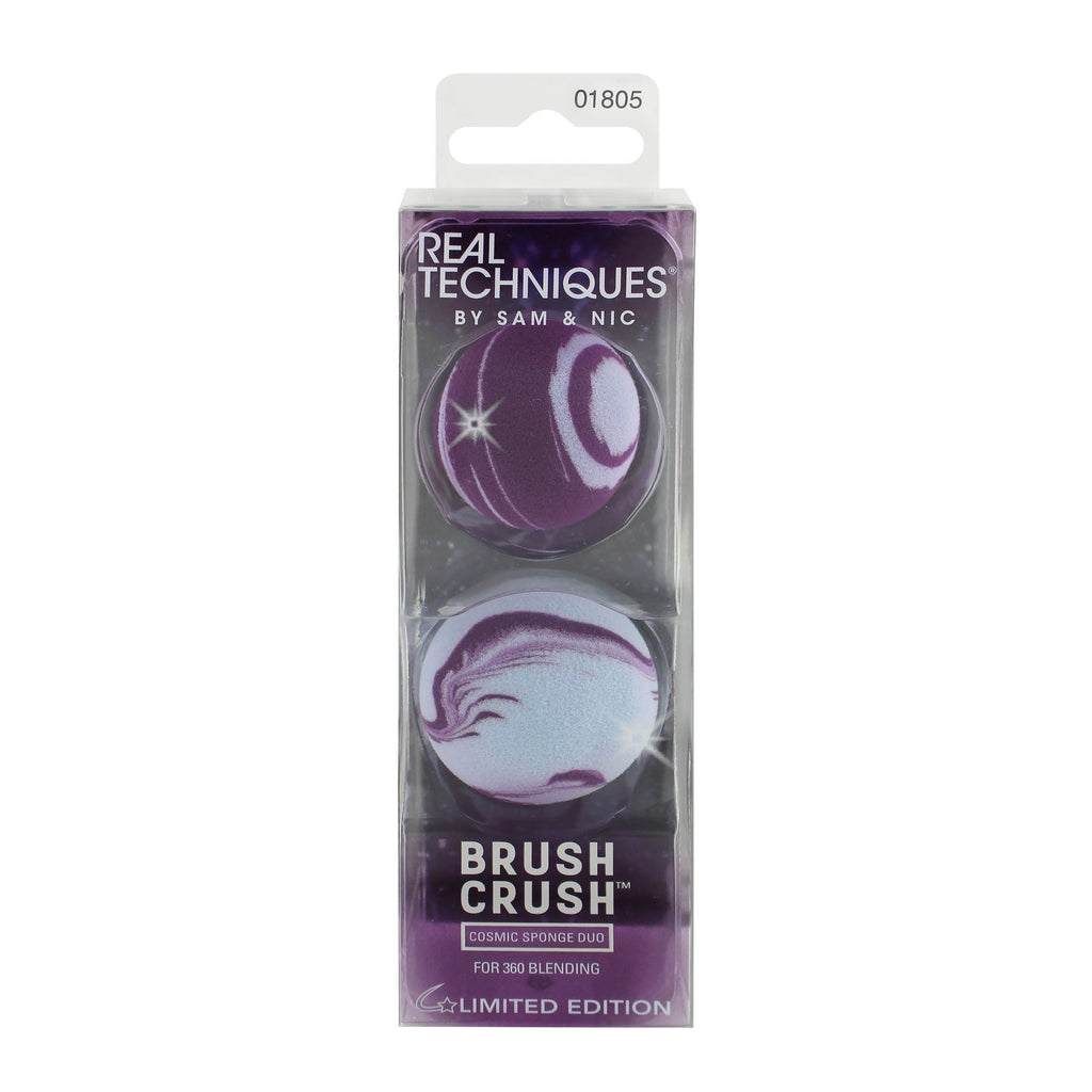 Real techniques makeup sponges Real Techniques Brush Crush Volume 2 - Cosmic Sponge Duo