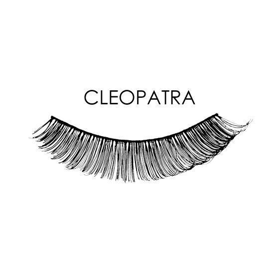 Silk Oil of Morocco False Lashes - Cleopatra