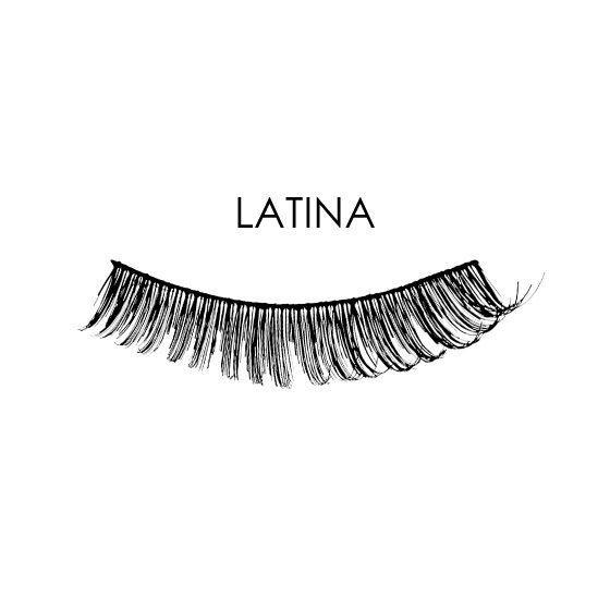 Silk Oil of Morocco False Lashes - Latina