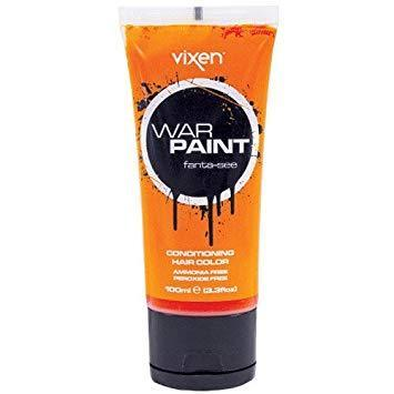 Vixen hair colour fanta-see Vixen War Paint Conditioning Hair Colour